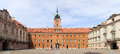 Warsaw. Internal Yard Of The Royal Palace Stock Images - 31826534