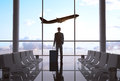 Businessman In Airport Stock Photos - 31846873