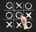 Tic Tac Toe Stock Photo - 31847010