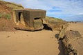 Derelict Gun Emplacement Royalty Free Stock Images - 31848319
