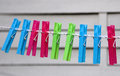 Clothespins Stock Images - 31854164