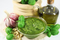 Pesto Sauce Stock Images - 31862874