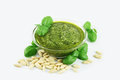 Pesto Sauce Royalty Free Stock Photos - 31862898