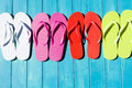 Flip Flops Royalty Free Stock Photos - 31865858