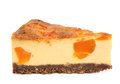 Cheese Cake Slice Royalty Free Stock Photos - 31903158