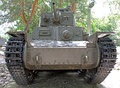 Tank From World War II Stock Photo - 31935120