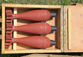 Bombs From World War II Stock Photo - 31935540