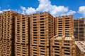 Pallets Royalty Free Stock Image - 31958266