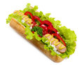 Tasty Hot Dog, Food Stock Image - 31967821