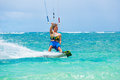 Kite Surfing Stock Images - 31969714