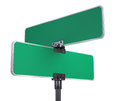 Blank Road Signs Stock Images - 31975014
