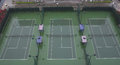 Tennis Court Stock Photo - 31982730