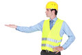 Traffic Worker Royalty Free Stock Images - 31990819