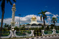Penang State Mosque Royalty Free Stock Photo - 3207975