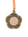 Old Medal Isolated Royalty Free Stock Images - 32007859