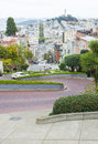 Lombard Street Royalty Free Stock Images - 32015319