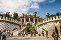 Parc Guell Stock Photography - 32015762