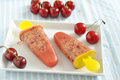 Red Ice Popsicles Royalty Free Stock Images - 32020209