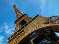Eiffel Tower In Detail Stock Photo - 32025650