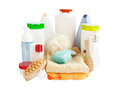 Bathroom And Body-care Products Stock Photos - 32028533