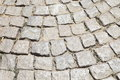 Stone Road Texture. Cobblestones. Close-up. Royalty Free Stock Images - 32051849