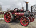Steam Engines Smoking Royalty Free Stock Images - 32058529