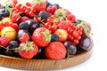 Berry Assortment Royalty Free Stock Image - 32065796
