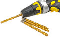 Drill And Drill Bits Stock Photos - 32070473
