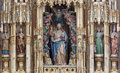 Vienna - Jesus Christ As King Of World In Augustnierkirche Or Augustinus Church Royalty Free Stock Image - 32077006