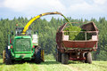Silage Season Stock Photography - 32093052