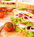 Sandwich Royalty Free Stock Photography - 32094187
