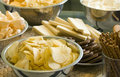 Party Chips And Crisps Royalty Free Stock Photography - 3218627