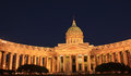 Kazan Cathedral, St. Petersburg, Russia Royalty Free Stock Image - 32109556