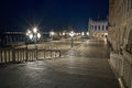 Piazza San Marco At Night, Venice Stock Image - 32114011