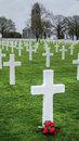 Brittany American Cemetery Stock Images - 32115074