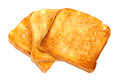 Crusty Bread Toast Slices Stock Image - 32118981