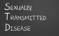 Sexually Transmitted Disease Royalty Free Stock Photos - 32144628
