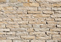 Limestone Wall On A Bright Sunny Day Royalty Free Stock Photos - 32149228