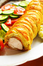 Pork Fillet In Puff Pastry Royalty Free Stock Images - 32156949