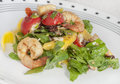 Prawn Salad Royalty Free Stock Images - 32157359