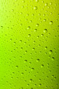Macro Of A Cold Frosted Beer Bottle Royalty Free Stock Photos - 32160228