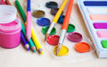 School Supplies Royalty Free Stock Photo - 32196145