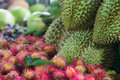 Fruit In Thailand. Royalty Free Stock Photos - 32198828