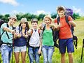 Group People On Travel. Stock Photo - 32199980
