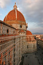 Florence Duomo And Square Stock Images - 3225544