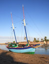 Madagascar Ship Stock Image - 32208891