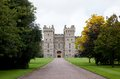 Windsor Castle In The Berkshire In Southern England Royalty Free Stock Image - 32218516