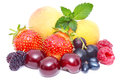 Assorted Fresh Berries Royalty Free Stock Photos - 32257368