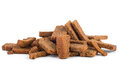 Small Pile Of Rye Bread Crusts Stock Image - 32269221