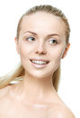 Teen Girl Beauty Face Happy Smiling Stock Images - 32279154